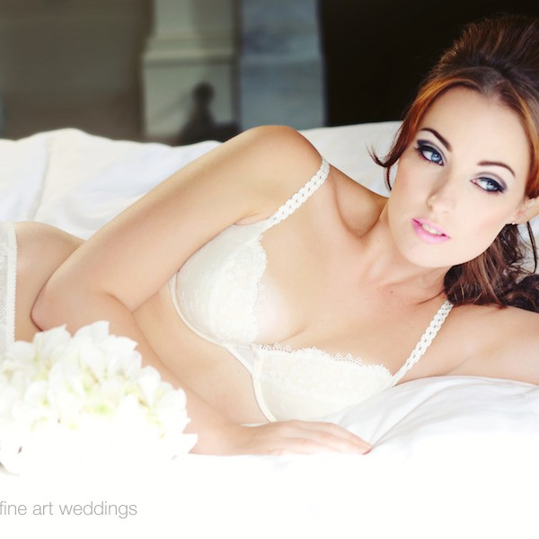 Bridal Boudoir: The latest trend in Wedding's in ireland..