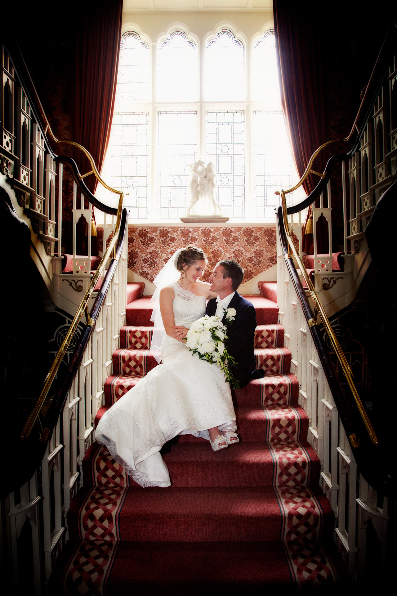 Cabra castle wedding Photos