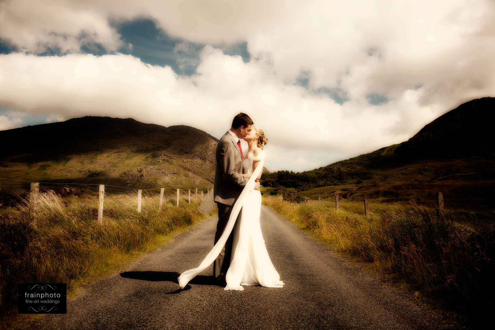 Glengarriff wedding photography