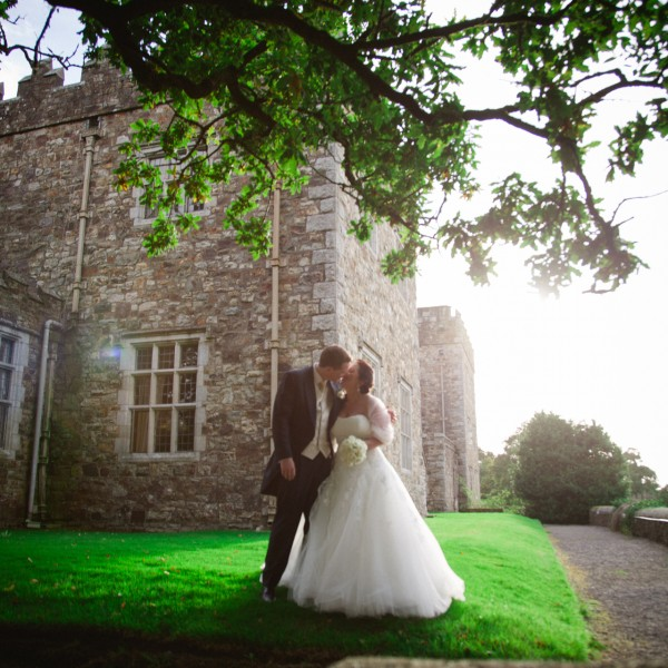 Waterford Castle Wedding photography | Carina + Hugh
