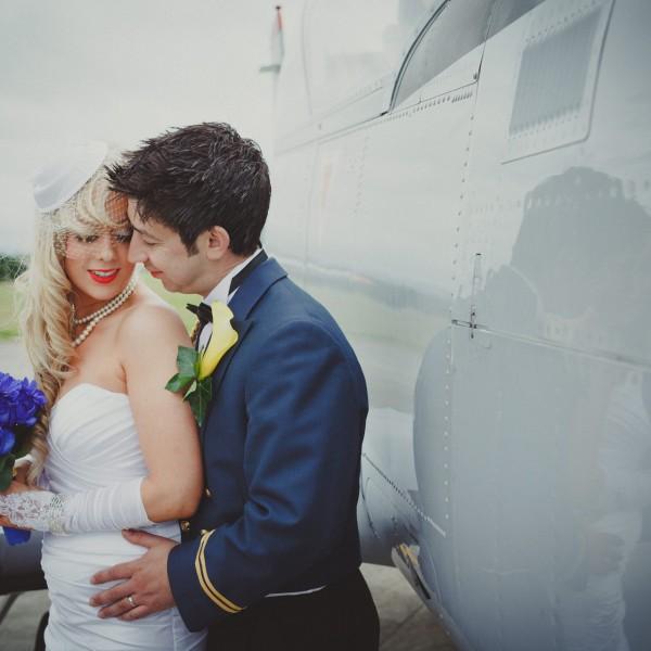 Baldonnel Airfield Wedding Photography | Tara & Emmet