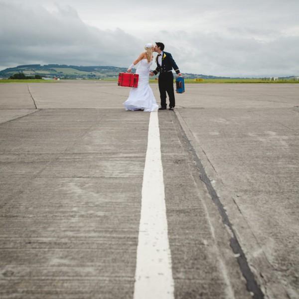 Baldonnel Airfield Wedding Photos | Sneak peek Tara & Emmet