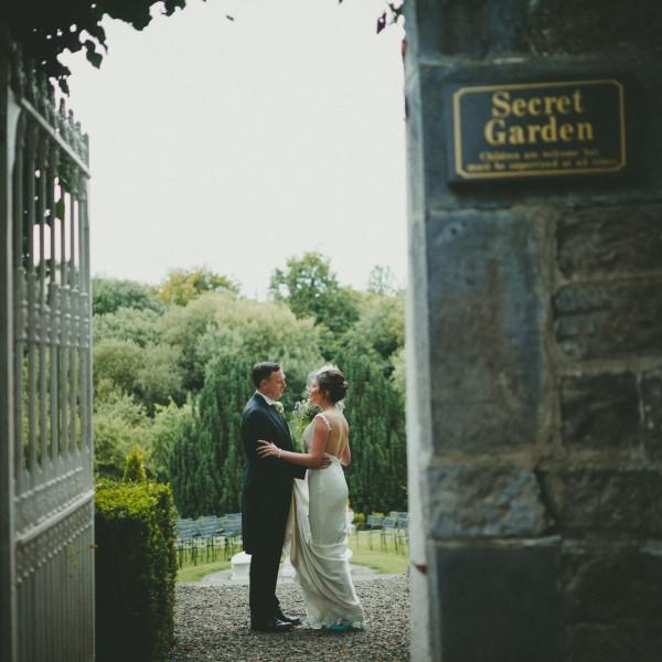 Boyne Hill House Wedding | Agata & Brian