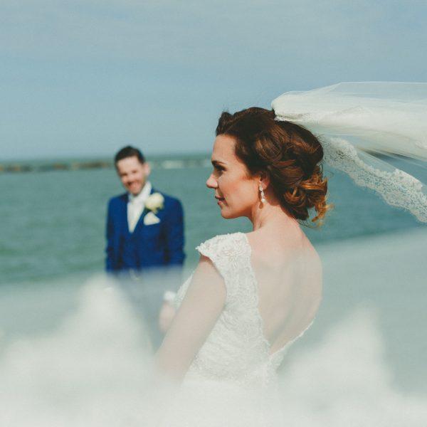 Royal Marine Hotel Wedding Dun Laoghaire | Sarah & Alan