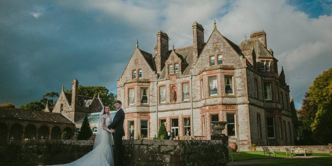 castle leslie wedding julie amp barry david frain