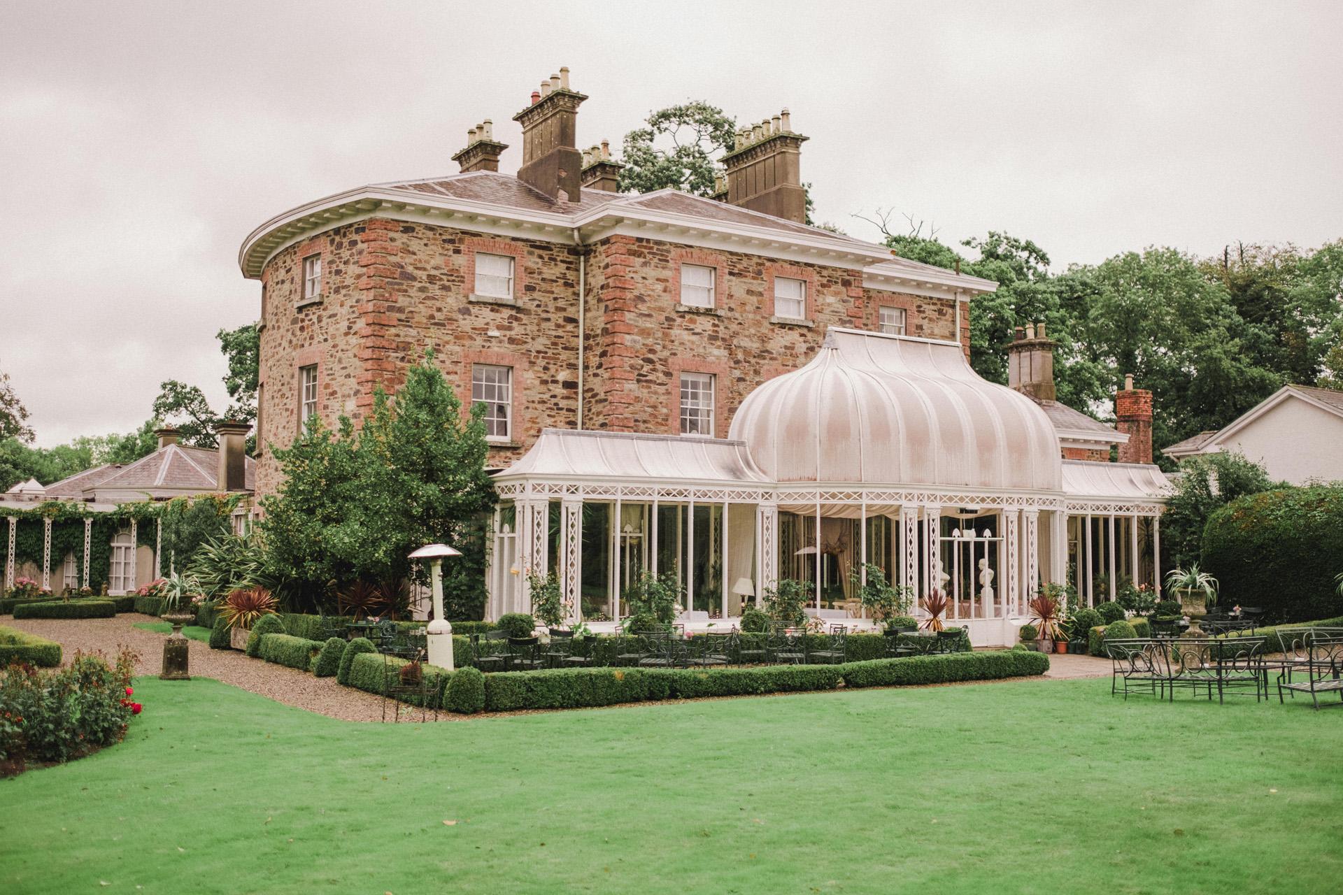 marlfield house wedding photos