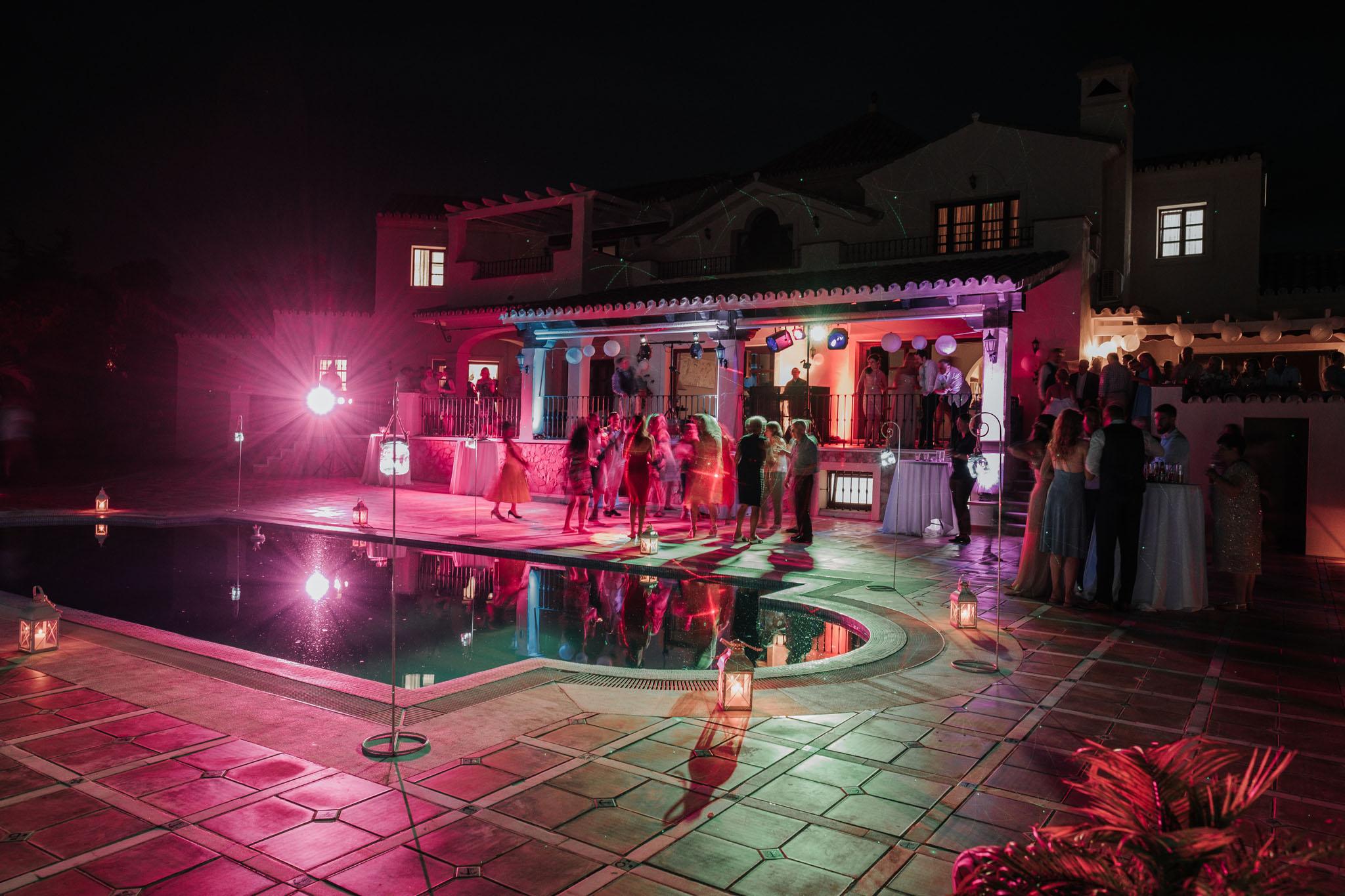 Cancelada Marbella wedding