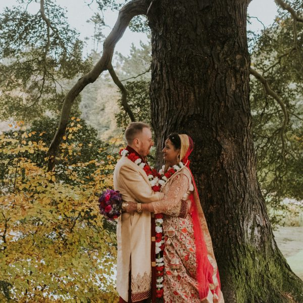 Powerscourt Estate Wedding | Ananta & Adam